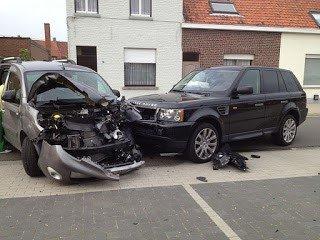 La concurrencia de culpas en de accidente de tráfico