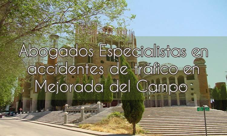 Abogados Especialistas en accidentes de tráfico en Mejorada del Campo