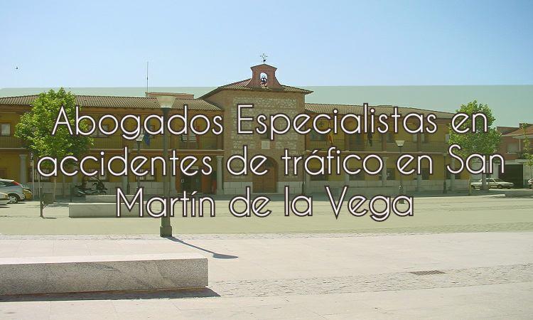 Abogados especialistas en accidentes de tráfico en San Martín de La Vega