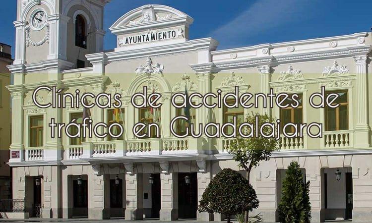 Clínicas de accidentes de tráfico en Guadalajara