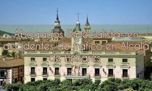 Abogados especialistas en accidentes de tráfico en Alcalá de Henares