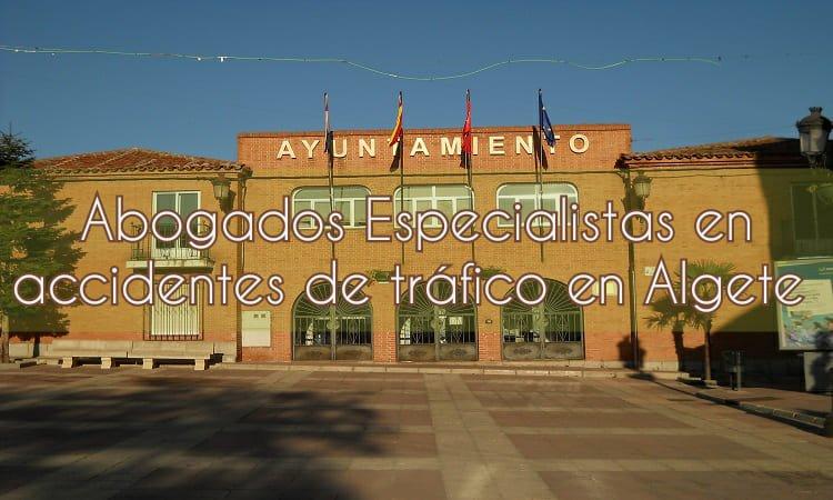 Abogados especialistas en accidentes de tráfico en Algete
