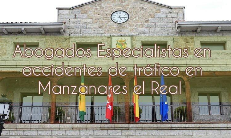 Abogados especialistas en accidentes de tráfico en Manzanares el Real
