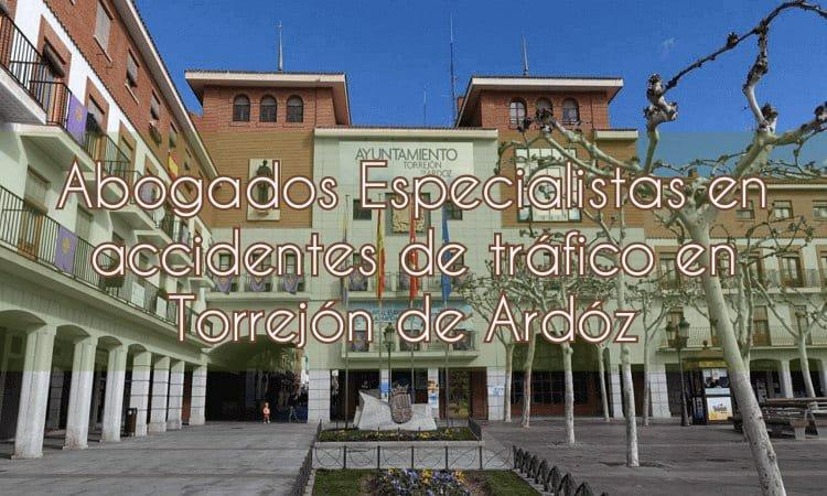 Abogados especialistas en accidentes de tráfico en Torrejón de Ardóz