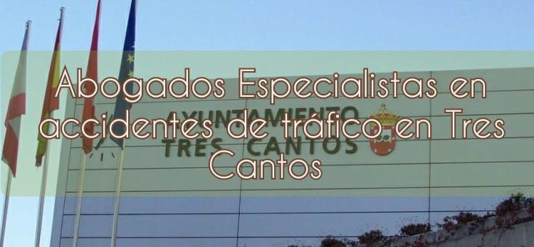 Abogados especialistas en accidentes de tráfico en Tres Cantos