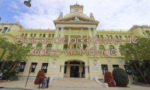 Clínicas de accidentes de tráfico en Málaga