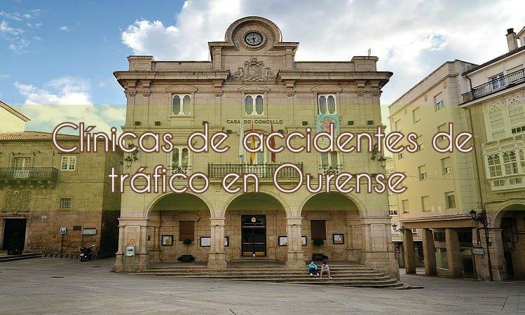 Clínicas de accidentes de tráfico en Ourense
