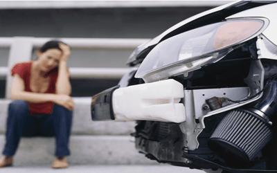 La culpabilidad en un accidente de tráfico