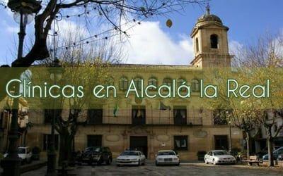 Clínicas UNESPA en Alcalá la Real