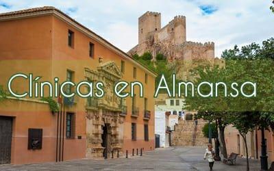 Clínicas UNESPA en Almansa