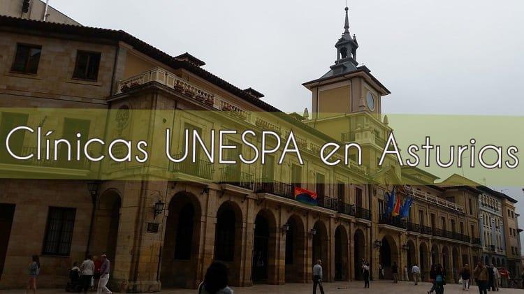 Clínicas UNESPA en Asturias