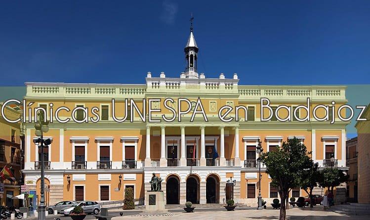 Clínicas UNESPA en Badajoz