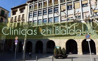 Clínicas UNESPA en Balaguer