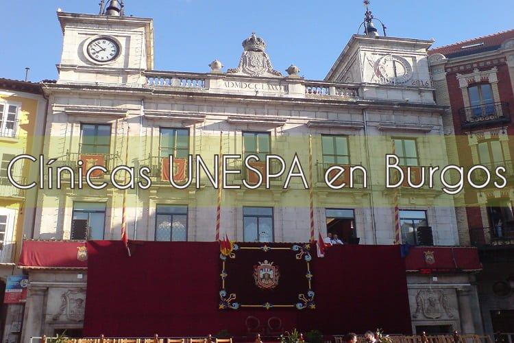 Clínicas UNESPA en Burgos
