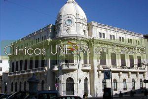 Clínicas UNESPA en Ceuta