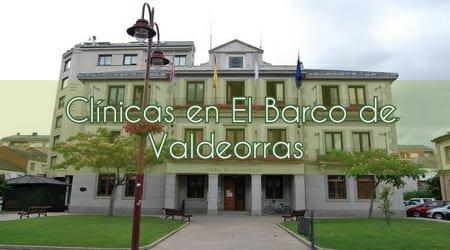 Clínicas UNESPA en El Barco de Valdeorras