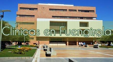 Clínicas UNESPA en Fuengirola