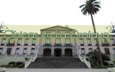 Clínicas UNESPA en La Orotava