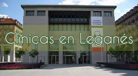 Clínicas UNESPA en Leganés