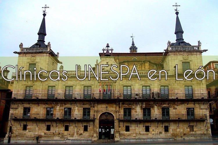 Clínicas UNESPA en León