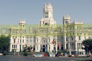 Clínicas UNESPA en Madrid