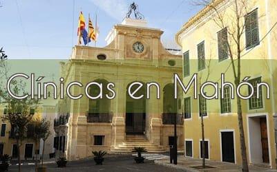 Clínicas UNESPA en Mahón
