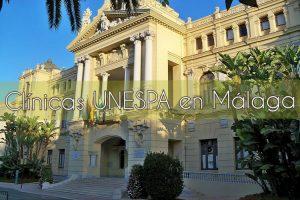 Clínicas UNESPA en Málaga