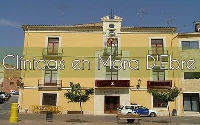 Clínicas UNESPA en Mora D´Ebre