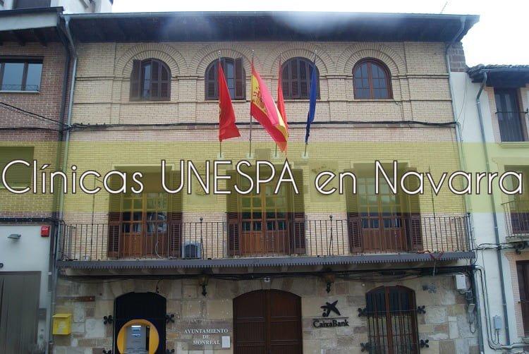 Clínicas UNESPA en Navarra