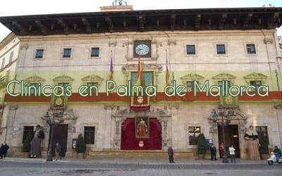 Clínicas UNESPA en Palma de Mallorca