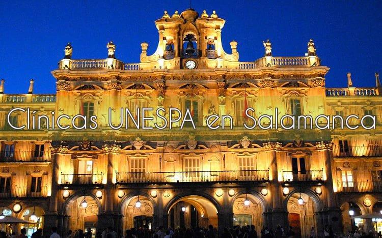 Clínicas UNESPA en Salamanca
