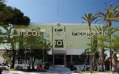 Clínicas UNESPA en San Pedro de Pinatar