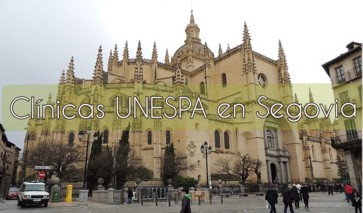 Clínicas UNESPA en Segovia