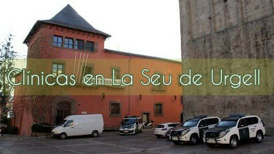 Clínicas UNESPA en Seu de Urgell