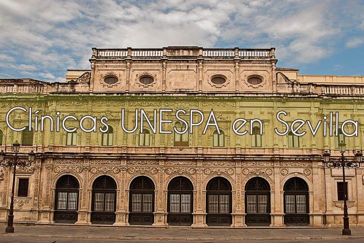 Clínicas UNESPA en Sevilla