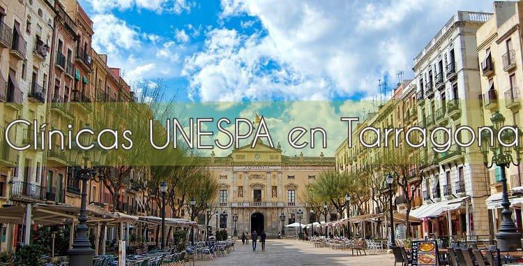 Clínicas UNESPA en Tarragona