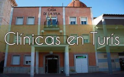 Clínicas UNESPA en Turís