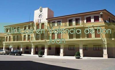 Clínicas UNESPA en Valencia de Don Juan
