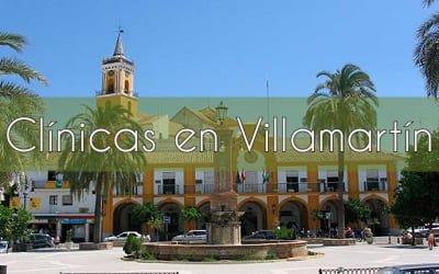 Clínicas UNESPA en Villamartín