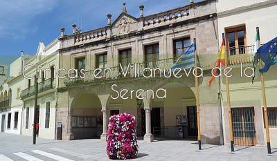 Clínicas UNESPA en Villanueva de la Serena