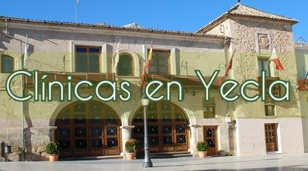Clínicas UNESPA en Yecla