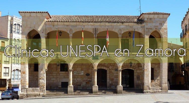 Clínicas UNESPA en Zamora