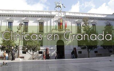 Clínicas UNESPA en la ciudad de Granada