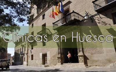 Clínicas UNESPA en la ciudad de Huesca