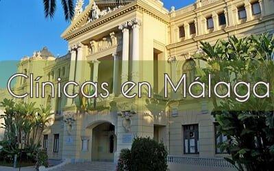 Clínicas UNESPA en la ciudad de Málaga