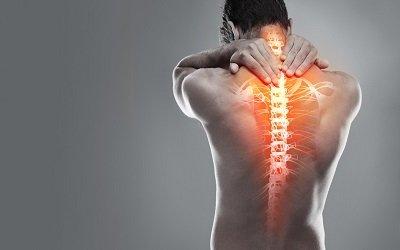 Las lesiones en la espalda