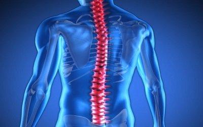Lesiones en la médula espinal