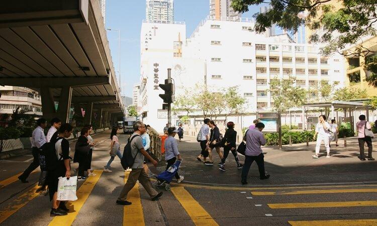 Clases de multas a peatones
