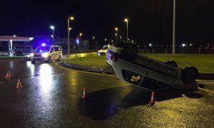 Quién tiene la culpa en un accidente de tráfico en una rotonda