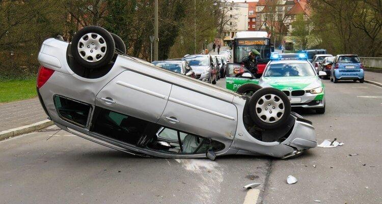 Indemnización a ocupantes en accidente